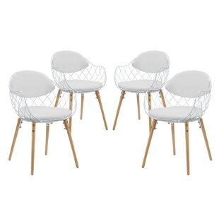 Mercury Row Dunham Arm Chair (Set of 4)