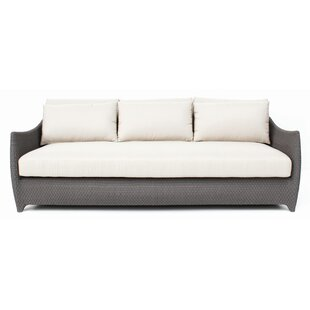 Kashgar Patio Sofa with Cushions by Seasonal Living