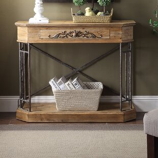 Pineville Console Table By Fleur De Lis Living