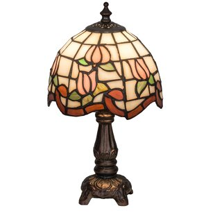 Floral 11.5 Table Lamp