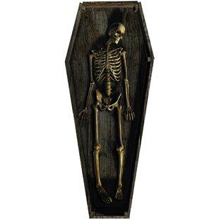 Skeleton Casket Stand-Up ByAdvanced Graphics