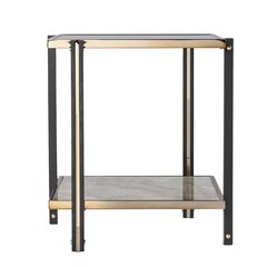 Beige Mirrored End Tables You Ll Love In 2021 Wayfair