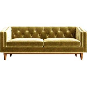 Scarlett Chesterfield Sofa by Sandro