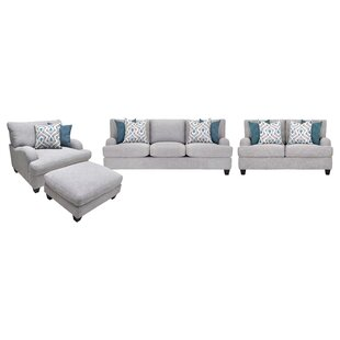 Rosalie Configurable Living Room Set by Laurel Foundry Modern Farmhouse