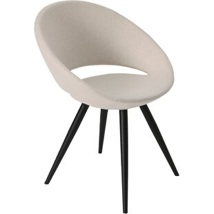 sohoConcept Crescent Star Upholstered Dining Chair