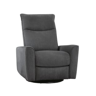 Chevonne Manual Swivel Recliner