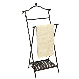 Freestanding Towel Rack By Lily Manor