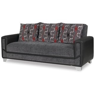 Agner Convertible Sleeper by Orren Ellis SKU:DC607641 Details