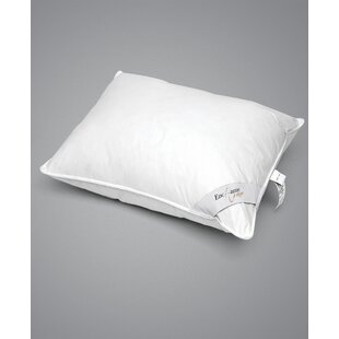 Enchante Home Luxury Medium Down and Feathers Bed Pillow
