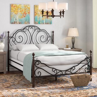 Three Posts Rosemount Panel Bed