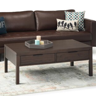Mcadams Coffee Table with Storage