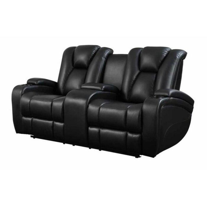 Pleasant Rolen Reclining Loveseat Pabps2019 Chair Design Images Pabps2019Com