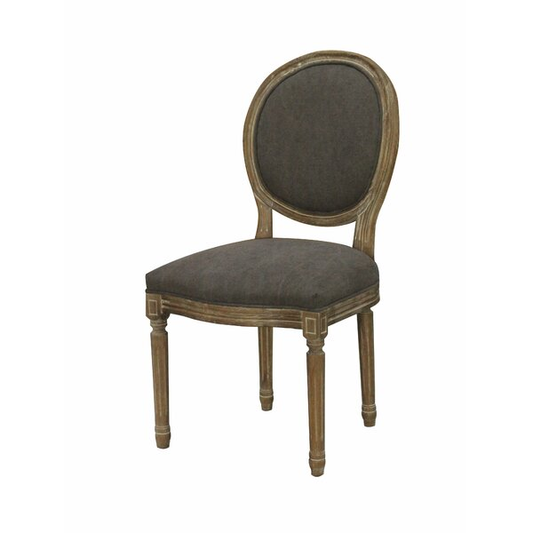 Enjoyable French Oval Dining Chairs Wayfair Theyellowbook Wood Chair Design Ideas Theyellowbookinfo