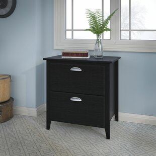 Kathy Ireland Office by Bush Connecticut 2-Drawer Lateral Filing Cabinet