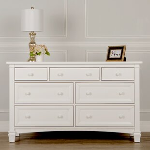 Best Choices Evolur Fairbanks 7 Drawer Double Dresser by Evolur Reviews (2019) & Buyer's Guide