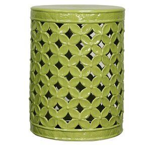 Gaynor Leaves Garden Stool