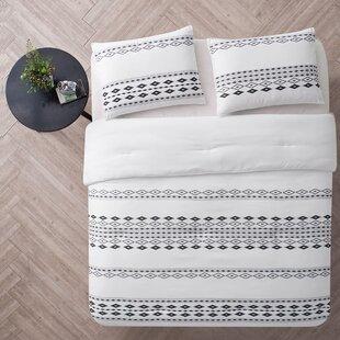 Yasmin Printed Duvet Cover Set