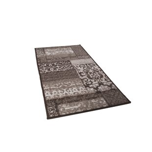 Hand Woven Taupe Area Rug by dCor design