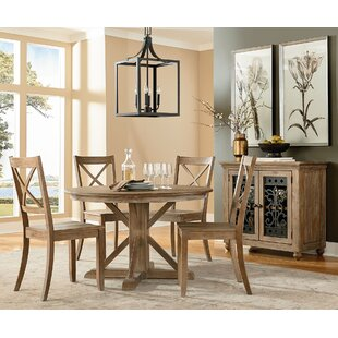 Lark Manor Grimaud 5 Piece Dining Set