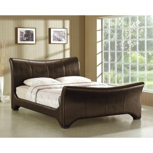 Wichita Upholstered Sleigh Bed By Ophelia & Co.
