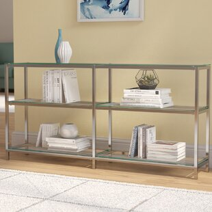 Ivy Bronx Blairs Accent Etagere Bookcase