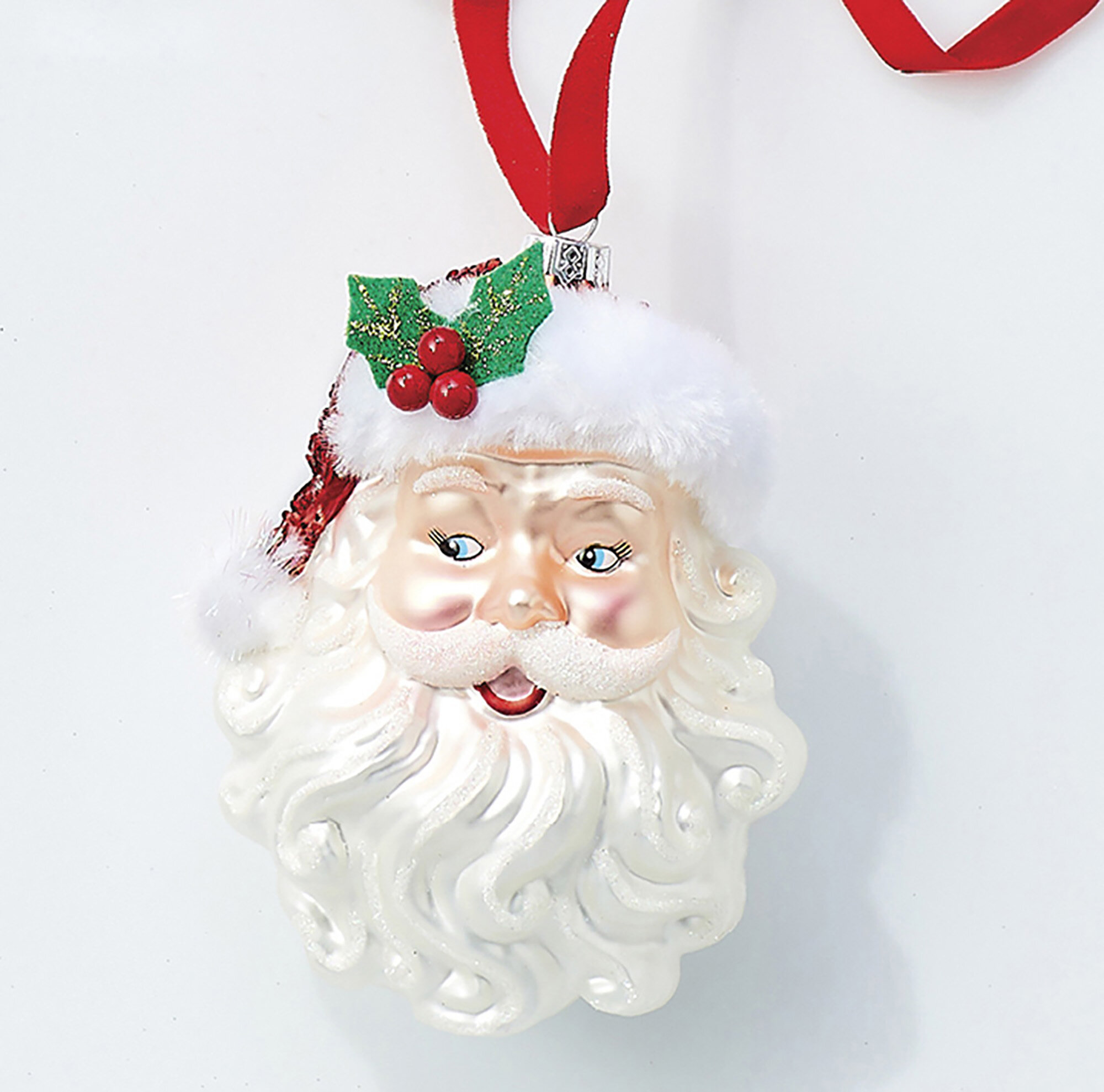 Hanging Figurines Santa Claus Christmas Ornaments You Ll Love In 2021 Wayfair