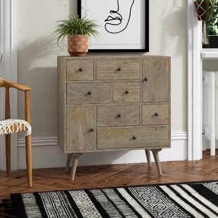 2 Door 7 Drawer Chest Of Drawers By Corrigan Studio