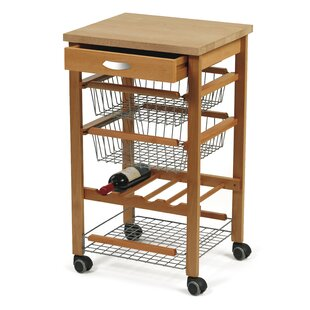 Bowles Kitchen Trolley By Brambly Cottage