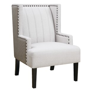 Wing back Chair by Donny Osmond Home