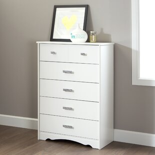 Tiara 5Drawer Chest by South Shore