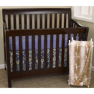 Inexpensive Zechariah 3 Piece Crib Bedding Set ByZoomie Kids