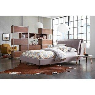Corrigan Studio Rodger Upholstered Platform Bed