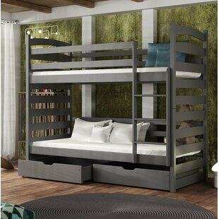 Candace Single (3') Bunk Bed With Drawers By Isabelle & Max