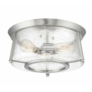 Kincaid 3-Light Flush Moun..