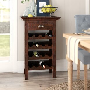 Birch Lane? Heritage Ramos 16 Bottle Bar with Wine Storage