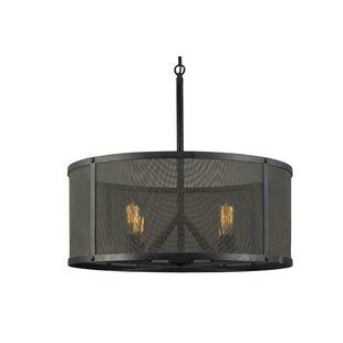Beringer 4-Light Pendant by Williston Forge