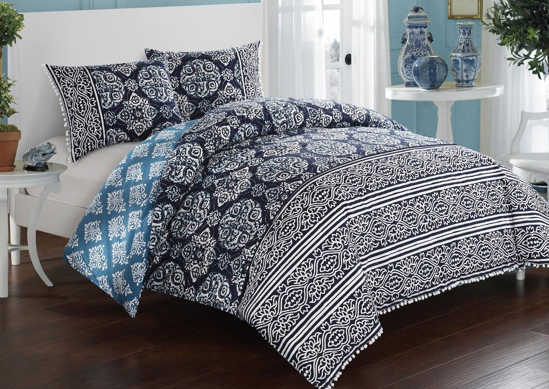 Magical Medallion Duvet Set