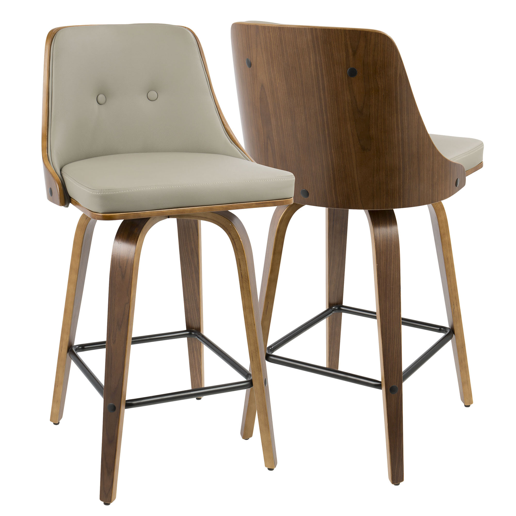 Prime Alexa 26 Swivel Bar Stool Theyellowbook Wood Chair Design Ideas Theyellowbookinfo
