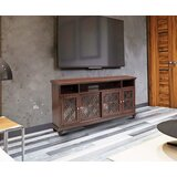 Moe TV Stand for TVs up to 78 by One Allium Way®