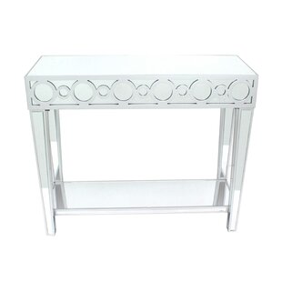 Ashtyn Circles Console Table