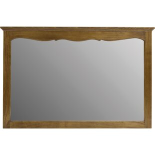Aurin Rectangular Dressing Table Mirror By Rosalind Wheeler