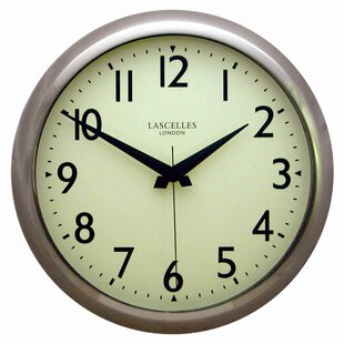 Beautiful 30cm Deco Wall Clock