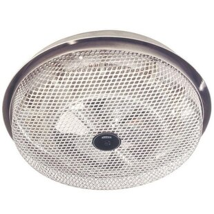 Attrayant 1250 Watt Ceiling Mounted Electric Fan Heater