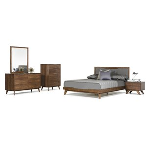 contemporary bedroom set. Hali Platform 5 Piece Bedroom Set Modern  Contemporary Sets AllModern