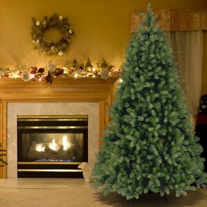 8 Foot Artificial Christmas Trees
