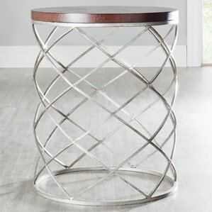 Frank End Table by Safavieh