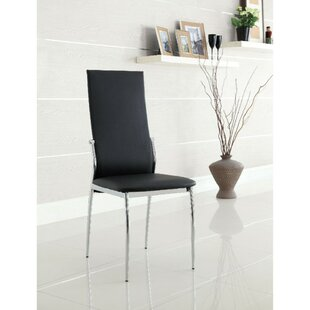 Boos High Back Upholstered Dining Chair (..