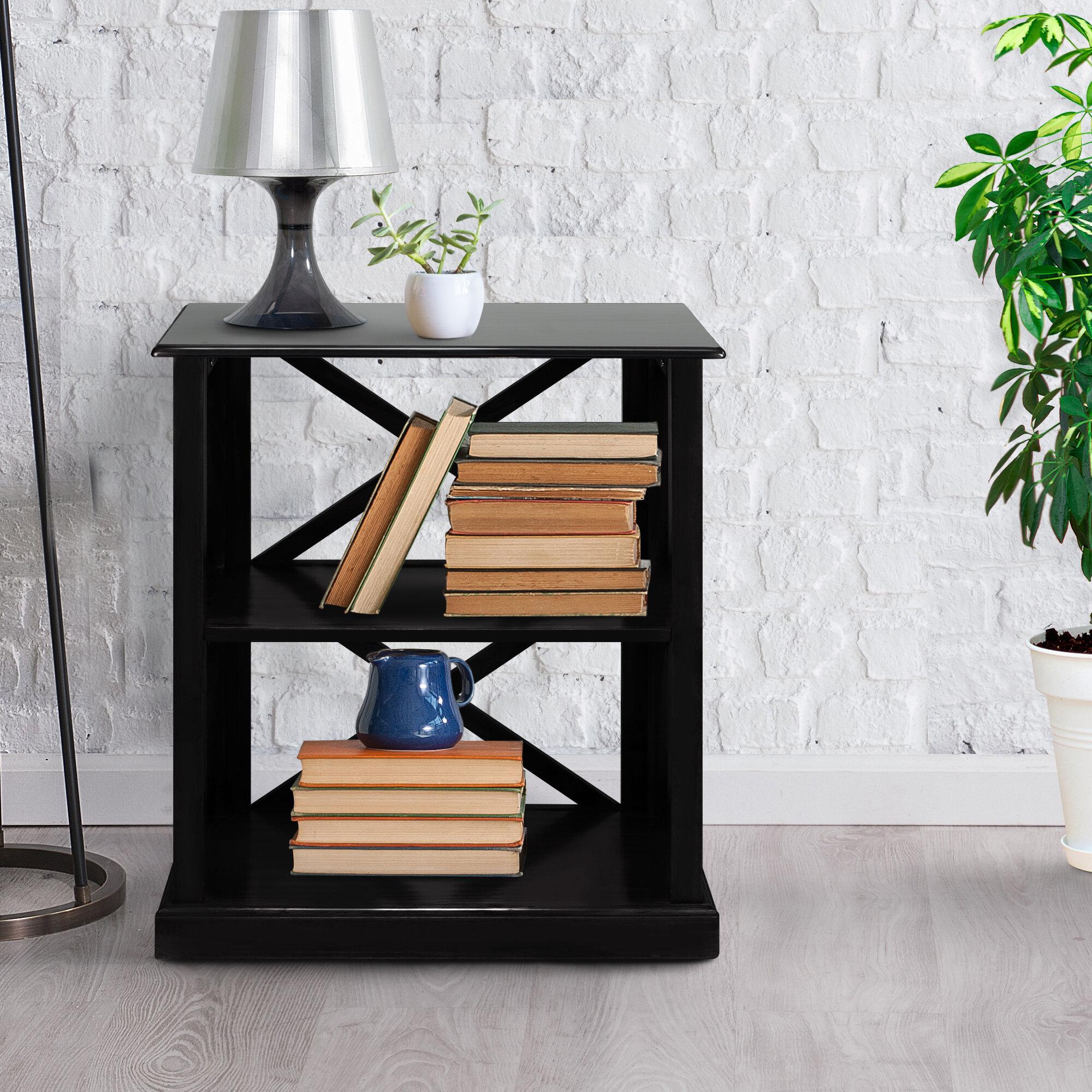 Stronghurst Etagere Bookcase