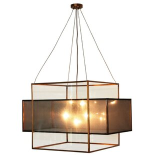 Disalvo 5-Light Square/Rectangle Chandelier