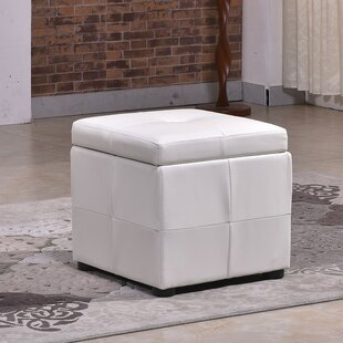 Caddy Storage Ottoman by L..